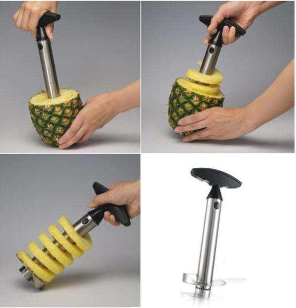 нож за ананас